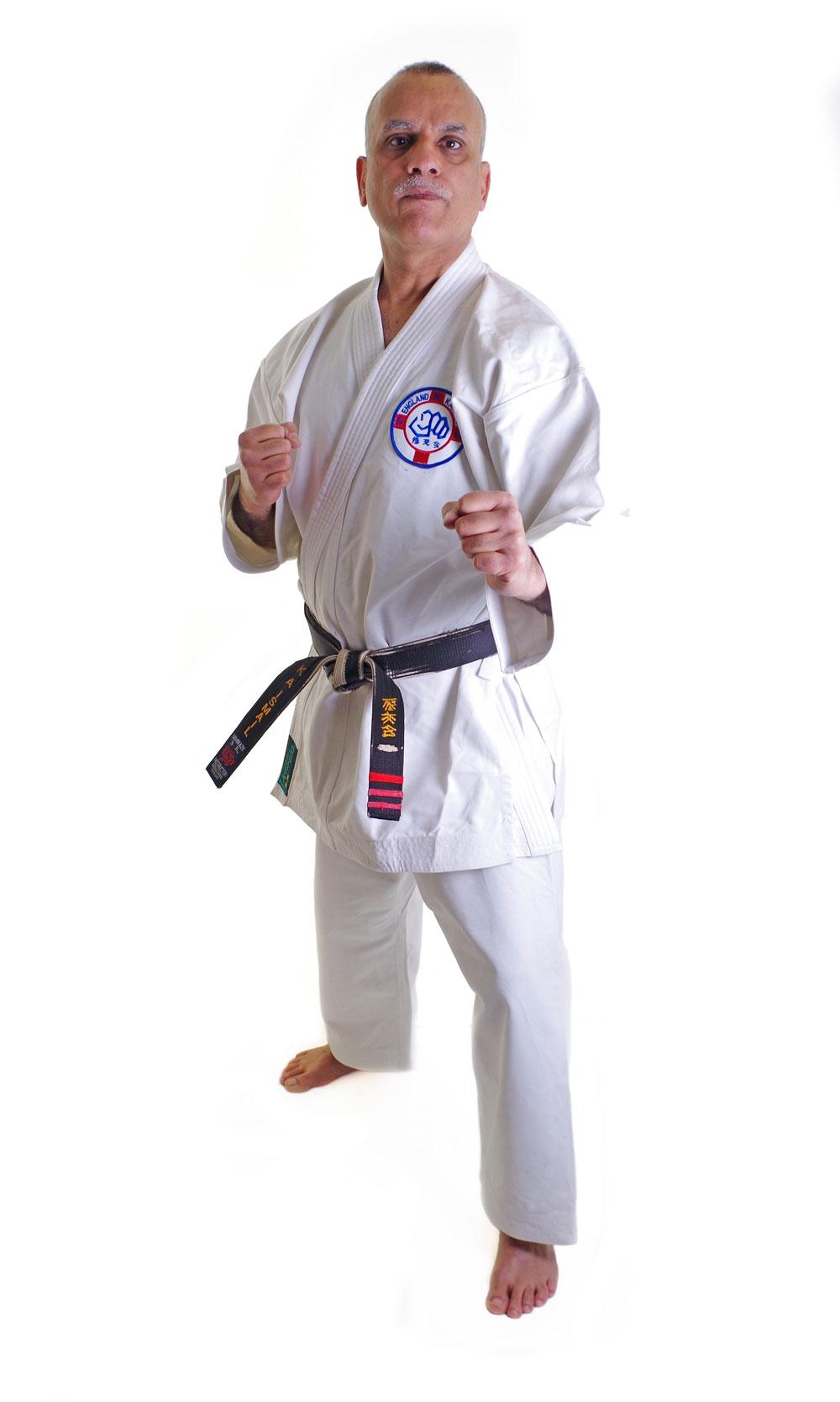 pendle karate Khurshid