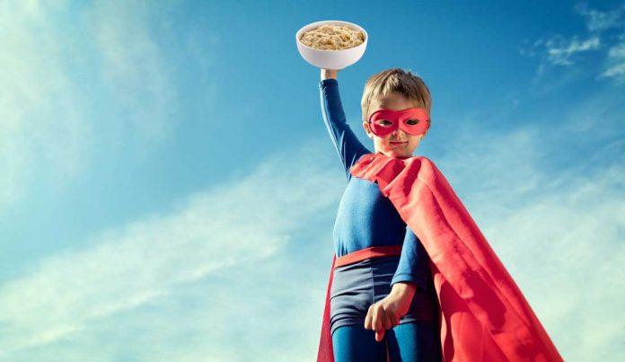 porridge power