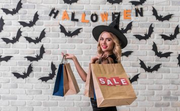 halloween spending