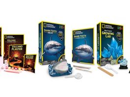 National Geographic Kits